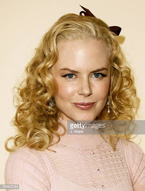 Nicole Kidman at the Westin Excelsior in Venice Lido, Italy.