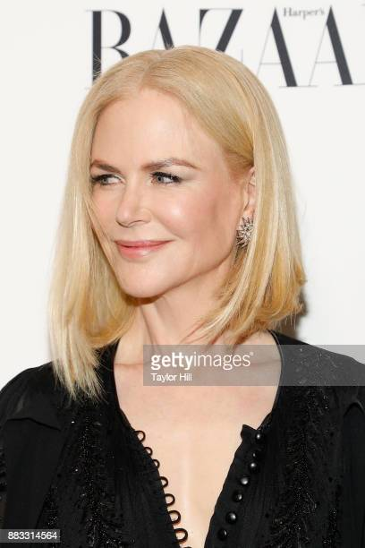 Nicole Kidman attends 'An Evening Honoring Louis Vuitton And Nicolas Ghesquiere' at Alice Tully Hall at Lincoln Center on November 30 2017 in New...