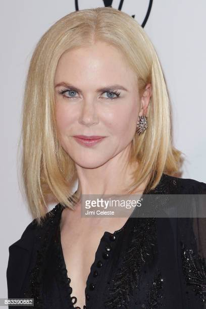 Nicole Kidman attends An Evening Honoring Louis Vuitton and Nicolas Ghesquiere at Lincoln Center on November 30 2017 in New York City