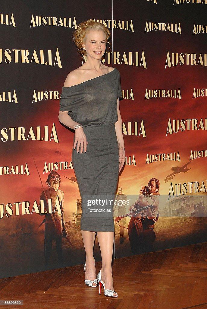Celebrities Attend Australia Photocall : News Photo