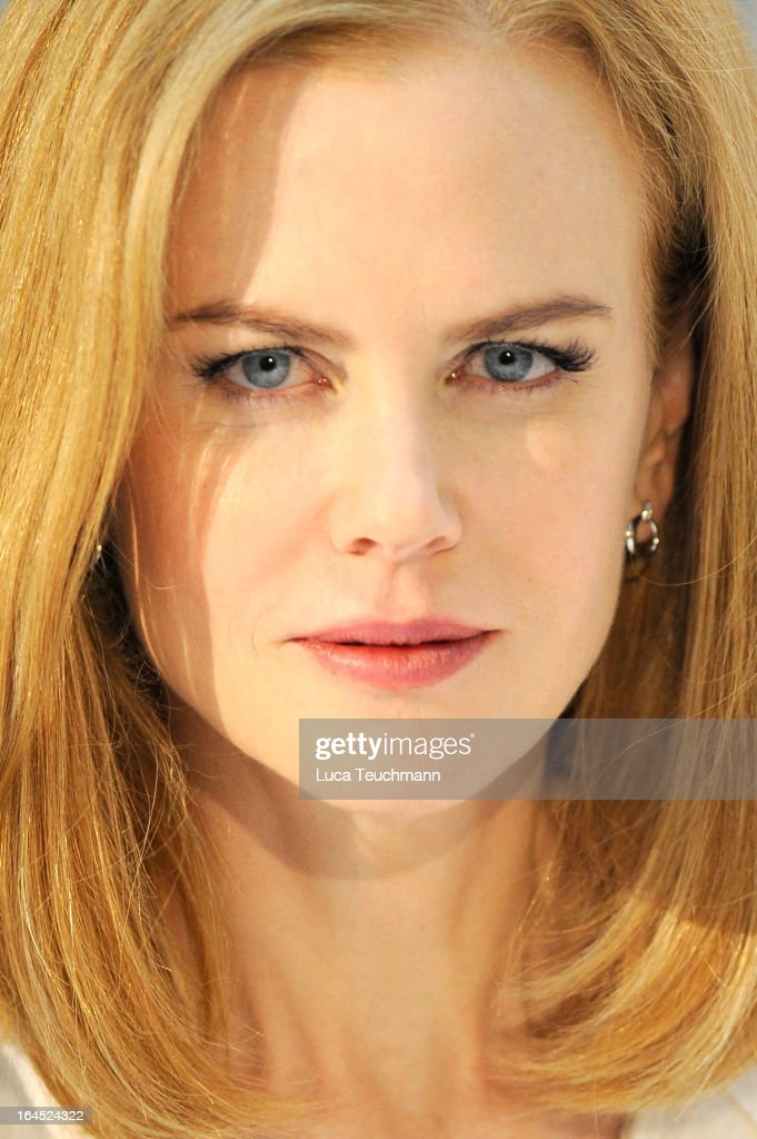 Nicole Kidman attends Omega Press Junket at BAWAG PSK Zentrale on March 24, 2013 in Vienna, Austria.