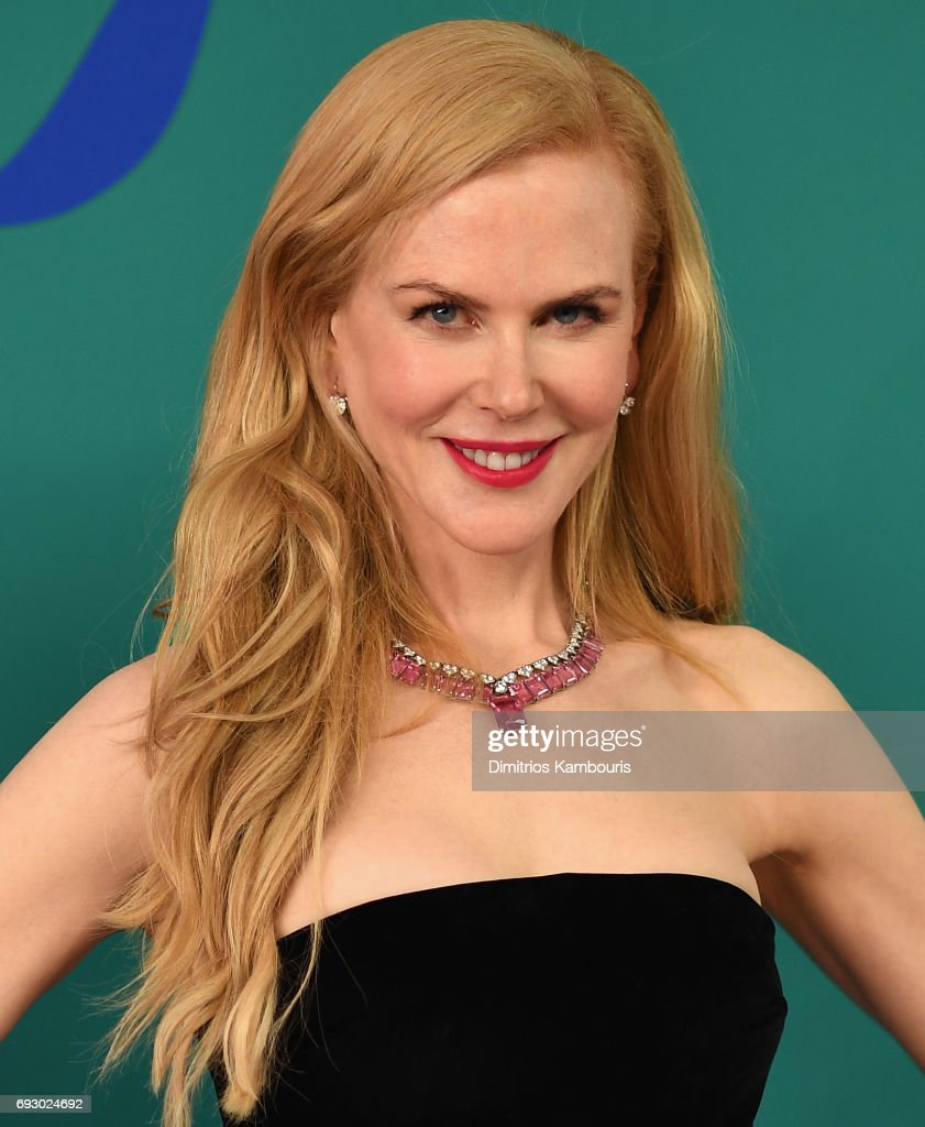 Nicole Kidman attends the 2017 CFDA Fashion Awards at Hammerstein Ballroom on June 5, 2017 in New York City.