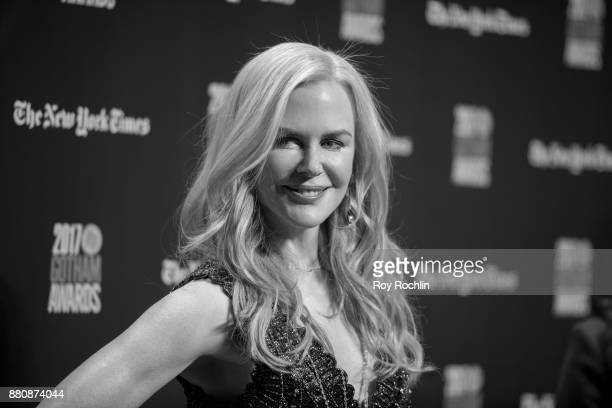 Nicole Kidman attends the 2017 IFP Gotham Awards at Cipriani Wall Street on November 27 2017 in New York City