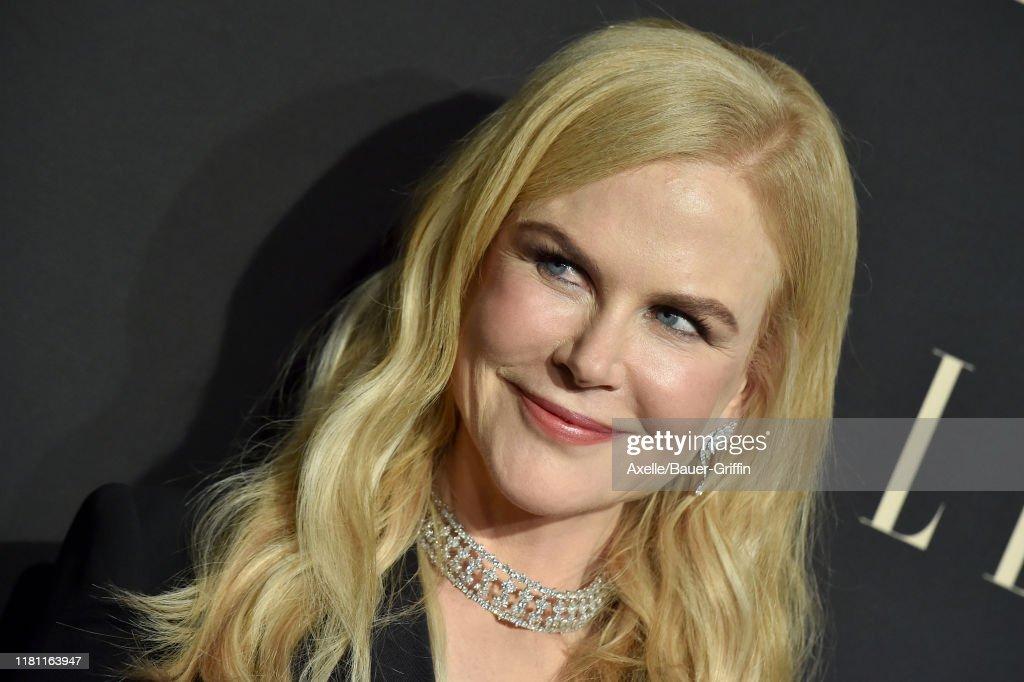2019 ELLE Women In Hollywood - Arrivals : Foto di attualità