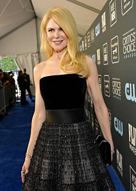 CA: 25th Annual Critics' Choice Awards - Red Carpet