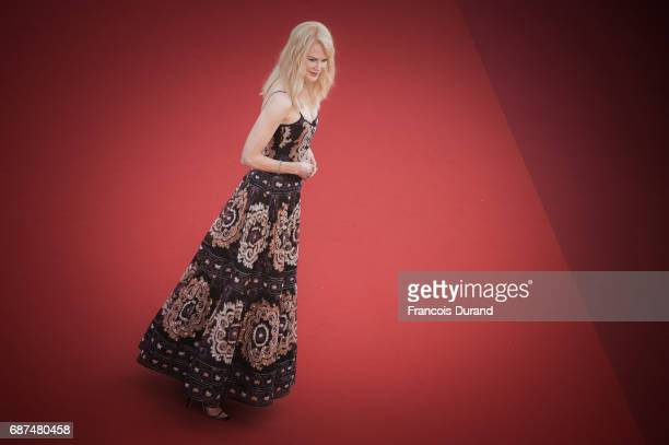 Nicole Kidman attends the 70th Anniversary Event during the 70th annual Cannes Film Festival at Palais des Festivals on May 23 2017 in Cannes France