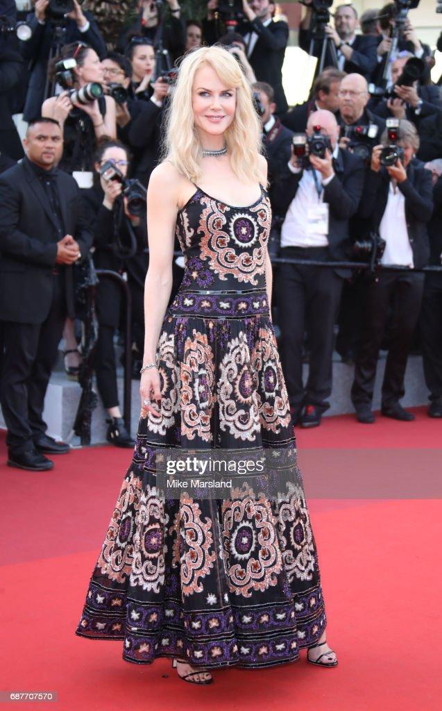 70th Anniversary Red Carpet Arrivals - The 70th Annual Cannes Film Festival : Fotografia de notícias