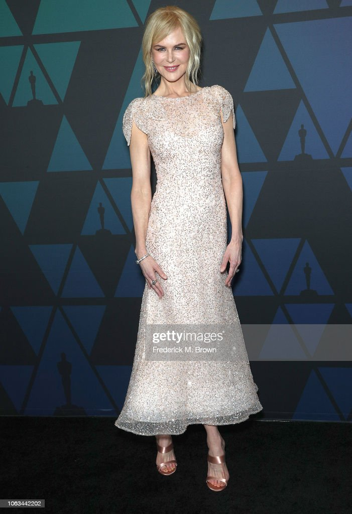 Academy Of Motion Picture Arts And Sciences' 10th Annual Governors Awards - Arrivals : News Photo
