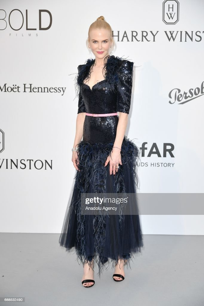 amfAR Gala Cannes 2017 : News Photo