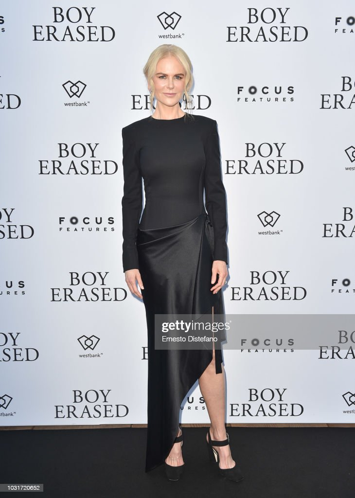 """CAN: Focus Features & Westbank Present The """"Boy Erased"""" Pre-Party"""