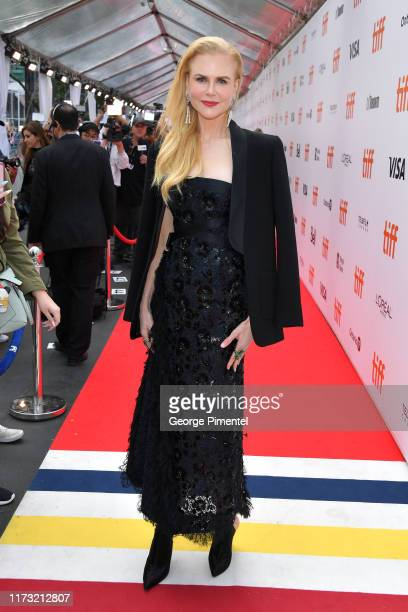 """Nicole Kidman attends """"The Goldfinch"""" premiere during the 2019 Toronto International Film Festival at Roy Thomson Hall on September 08, 2019 in..."""