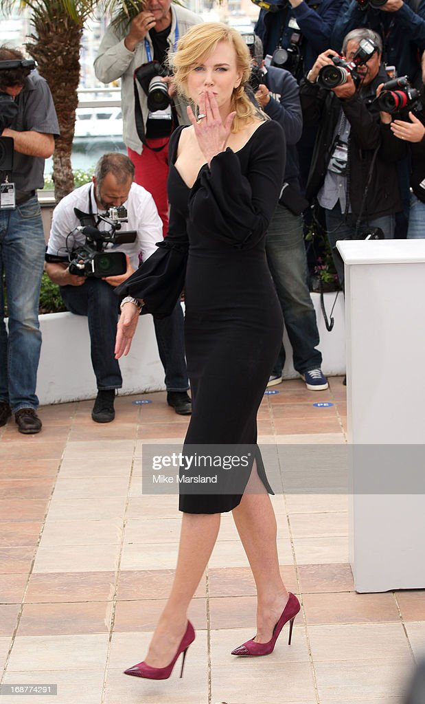 Nicole Kidman attends the Jury Photocall at The 66th Annual Cannes Film Festival on May 15, 2013 in Cannes, France.