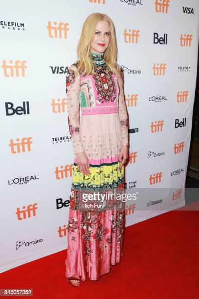 Nicole Kidman attends 'The Killing of a Sacred Deer' premiere during the 2017 Toronto International Film Festival at The Elgin on September 9 2017 in...