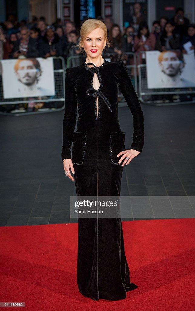 'Lion' - American Express Gala - 60th BFI London Film Festival : News Photo