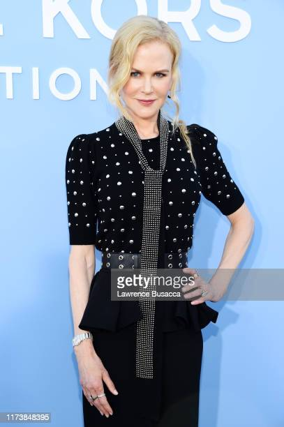 Nicole Kidman attends the Michael Kors Collection Spring 2020 Runway Show on September 11, 2019 in the Brooklyn borough of New York City.
