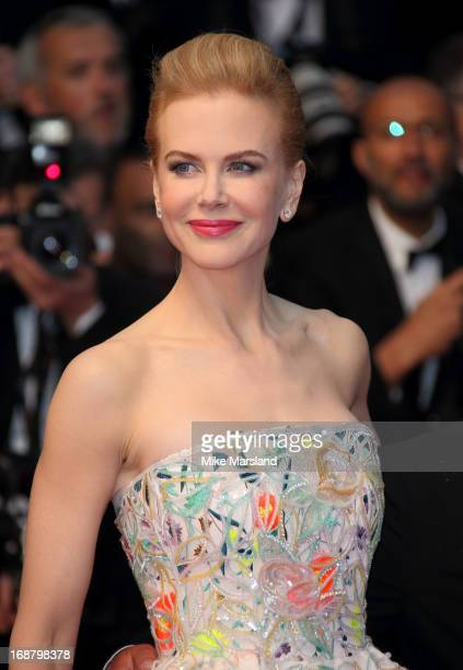 Nicole Kidman attends the Opening Ceremony and Premiere of 'The Great Gatsby' at The 66th Annual Cannes Film Festival at Palais des Festivals on May...
