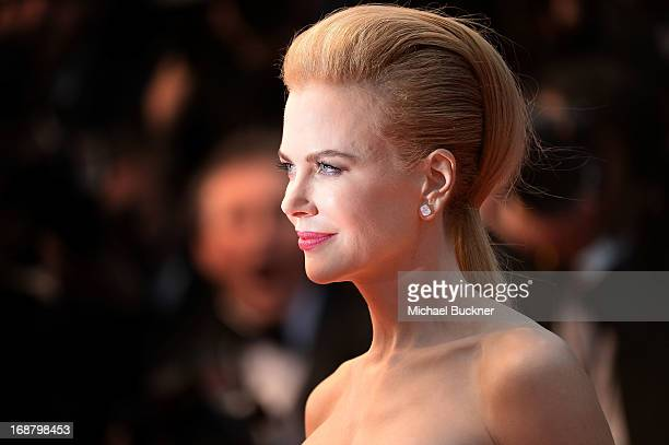 Nicole Kidman attends the Opening Ceremony and premiere of 'The Great Gatsby' during the 66th Annual Cannes Film Festival at Palais des Festivals on...
