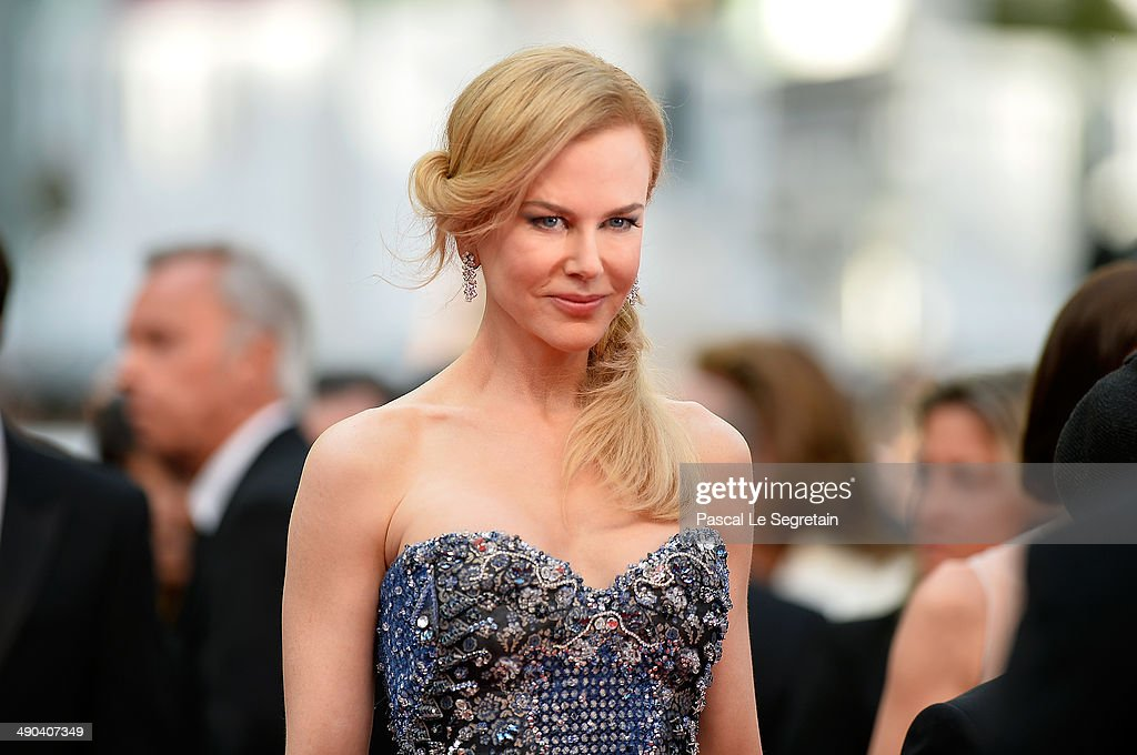 Nicole Kidman attends the Opening ceremony and the 'Grace of Monaco' Premiere during the 67th Annual Cannes Film Festival on May 14, 2014 in Cannes, France.