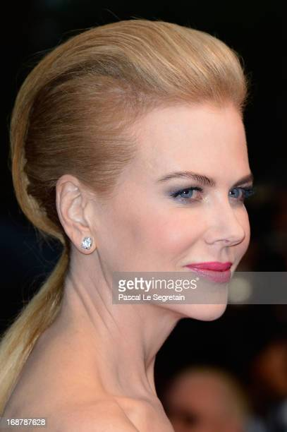 Nicole Kidman attends the Opening Ceremony and 'The Great Gatsby' Premiere during the 66th Annual Cannes Film Festival at the Theatre Lumiere on May...