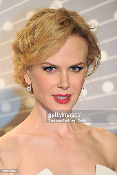 Nicole Kidman attends the 'Palme D'Or Winners dinner' during the 66th Cannes International Film Festival