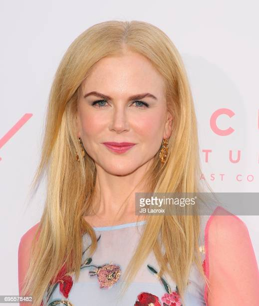 Nicole Kidman attends the premiere of 'The Beguiled' on June 12, 2017 in Los Angeles, California.
