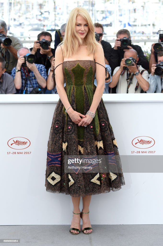 'The Killing Of A Sacred Deer' Photocall - The 70th Annual Cannes Film Festival : News Photo