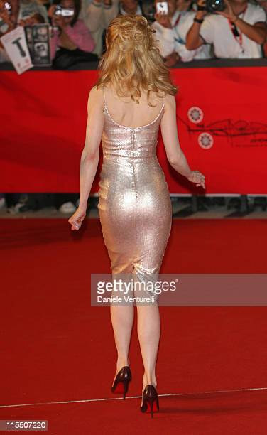 Nicole Kidman during 1st Annual Rome Film Festival Fur An Imaginary Portrait of Diane Arbus Premiere at Auditorium Parco della Musica in Rome Italy