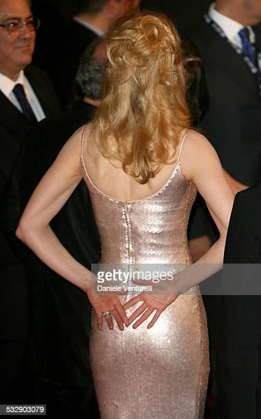 "Nicole Kidman during 1st Annual Rome Film Festival - ""Fur: An Imaginary Portrait of Diane Arbus"" Premiere at Auditorium Parco della Musica in Rome,..."