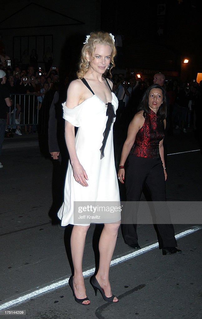 "2003 Toronto Film Festival - ""The Human Stain"" Premiere : News Photo"