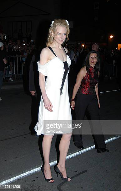 Nicole Kidman during 2003 Toronto Film Festival The Human Stain Premiere at Roy Thomason Hall in Toronto Ontario Canada