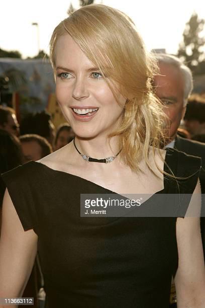 Nicole Kidman during 2005 MTV Movie Awards - Arrivals at Shrine Auditorium in Los Angeles, California, United States.