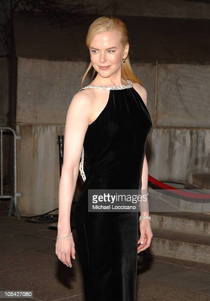 Nicole Kidman during 4th Annual Tribeca Film Festival Vanity Fair Party at New York Supreme Court in New York City New York United States