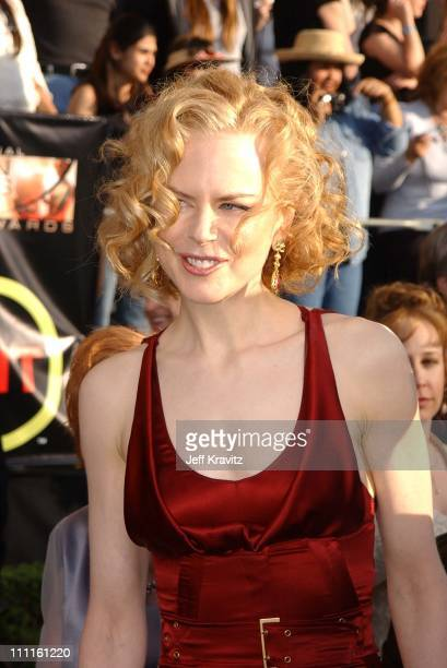 Nicole Kidman during 9th Annual Screen Actors Guild Awards Arrivals at The Shrine Auditorium in Los Angeles California United States