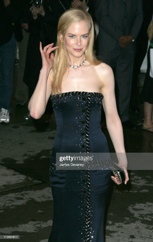Nicole Kidman during 'Chanel' Costume Institute Gala at The Metropolitan Museum of Art - Arrivals at The Metropolitan Museum of Art in New York City, New York, United States.