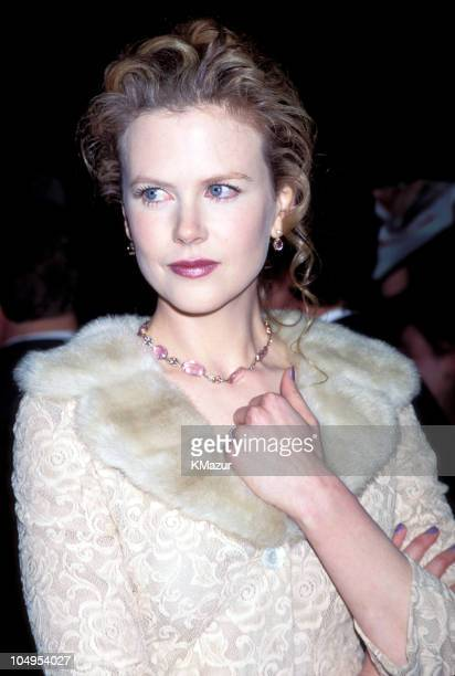 Nicole Kidman during Jerry Maguire New York City Premiere at Pier 88 in New York City New York United States