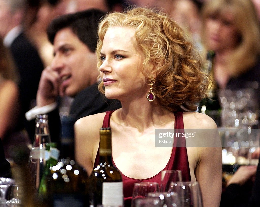 Nicole Kidman during Ninth Annual Screen Actors Guild Awards - Backstage and Audience at The Shrine Auditorium in Los Angeles, California, United States.
