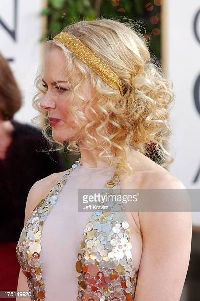 Nicole Kidman during The 61st Annual Golden Globe Awards - Arrivals at The Beverly Hilton Hotel in Beverly Hills, California, United States.