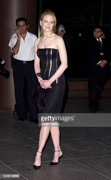 """Nicole Kidman during """"The Others"""" Los Angeles Premiere at DGA in Los Angeles, California, United States."""