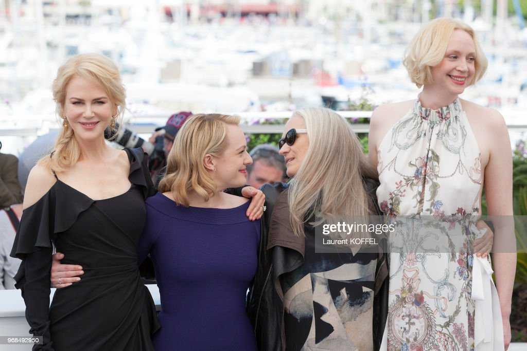 Top Of The Lake: China Girl' Photocall - 70th annual Cannes Film Festival : Photo d'actualité