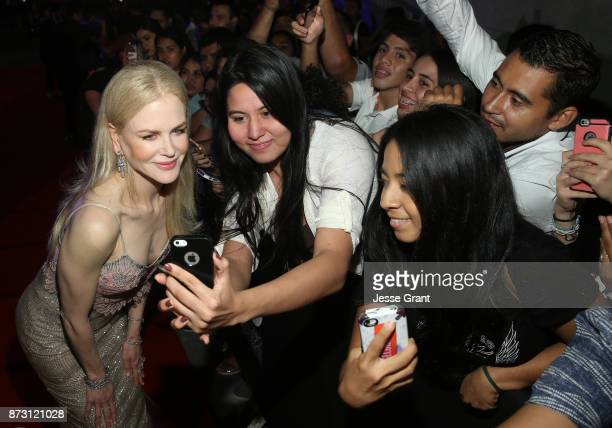 Nicole Kidman is honored at the 6th Los Cabos International Film Festival on November 11 2017 in Cabo San Lucas Mexico Oscar AwardWinning actress...