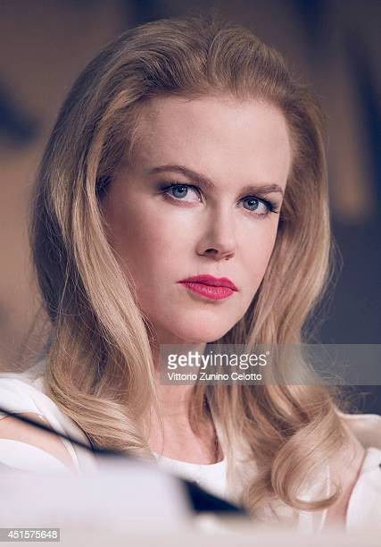 Nicole Kidman is photographed at The 67th Annual Cannes Film Festival on May 14 2014 in Cannes France
