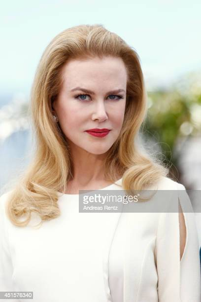 Nicole Kidman is photographed at the The 67th Annual Cannes Film Festival on May 14 2014 in Cannes France