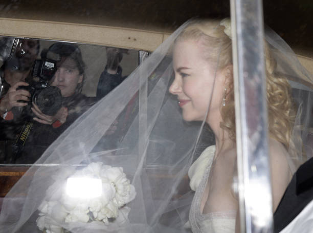 Nicole Kidman\'s Wedding - Departure from Darling Point Photos and ...