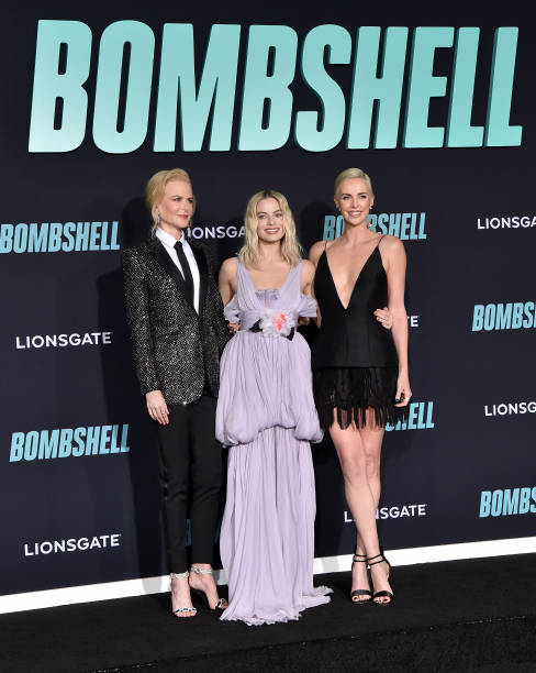 "CA: Special Screening Of Liongate's ""Bombshell"" - Arrivals"
