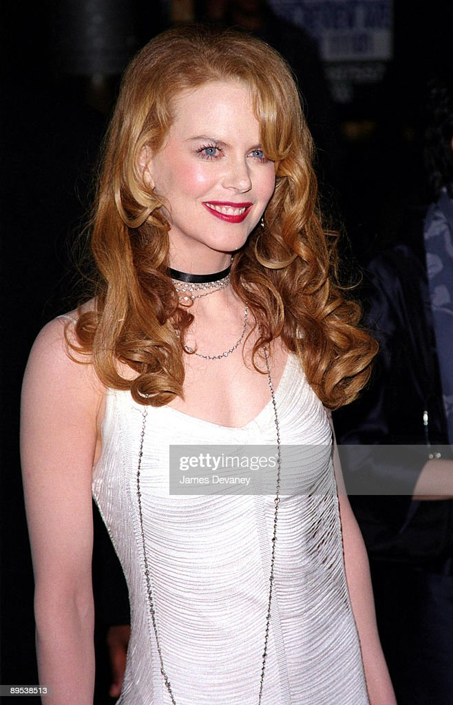 'Moulin Rouge' New York Premiere : News Photo