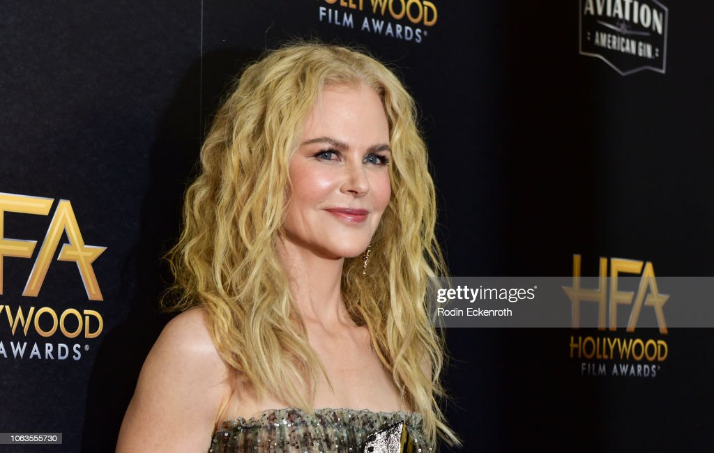 22nd Annual Hollywood Film Awards - Press Room : News Photo