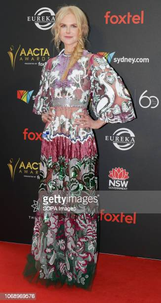 The Australian Academy Of Cinema And Television Arts Awards Stock Pictures Royalty Free Photos Images
