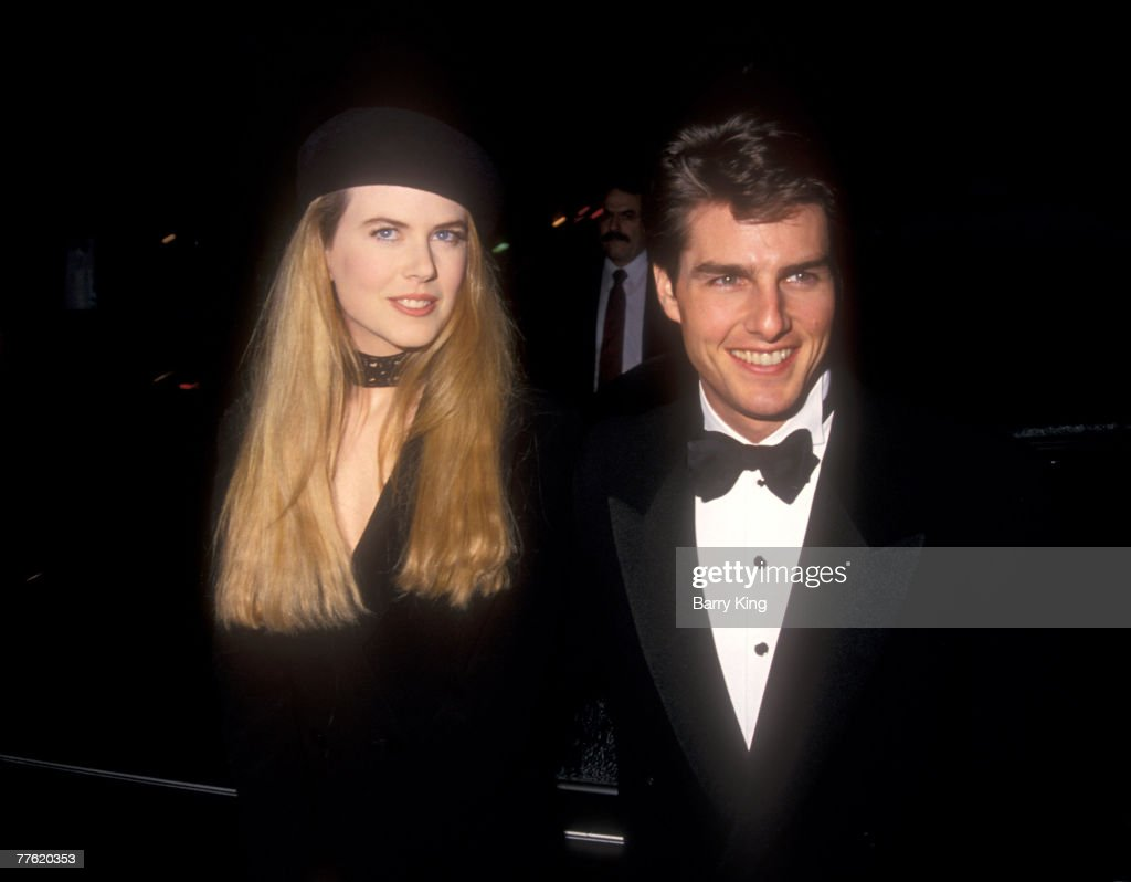 Nicole Kidman & Tom Cruise File Photos