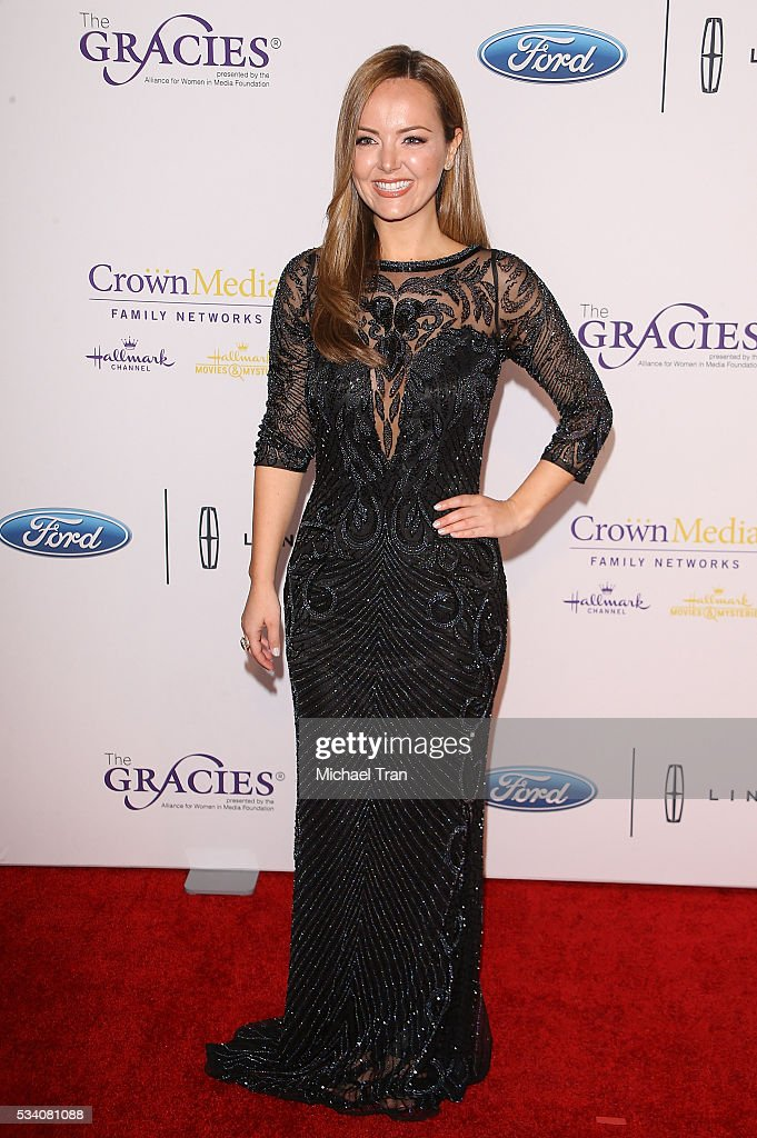 Nicole lapin arrives at the 41st annual gracie awards gala - Indemnisation coup du lapin ...