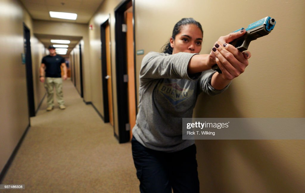 Gun Safety Class In Colorado Trains Teachers How To Use Firearms